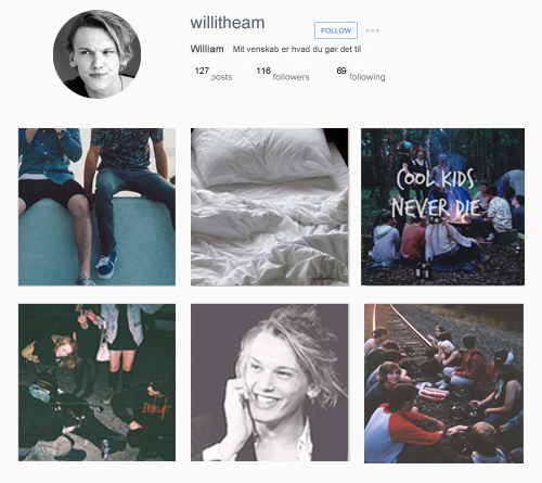 William insta